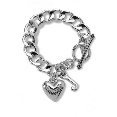 Juicy Couture Starter Charm Bracelet