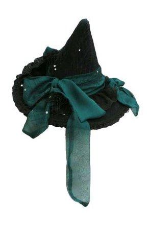 Peacockalorum: Fancy Lace Witch Hat