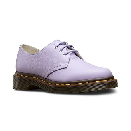 Dr Martens Canada | Dr. Martens 1461 W Virginia In Purple Heather Purple Heather r23722513