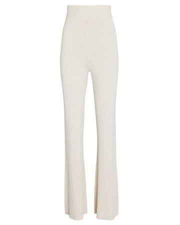 Significant Other Sofia Rib Knit Pants | INTERMIX®