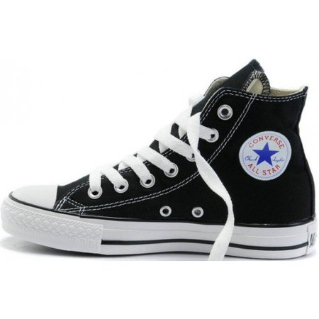 Black Converse Mary