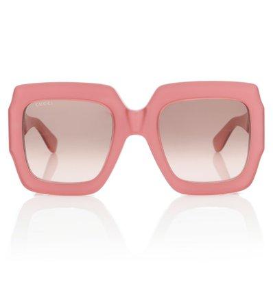 Gafas De Sol Cuadradas | Gucci