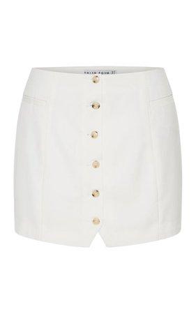 Power Player Woven Mini Skirt By Third Form | Moda Operandi