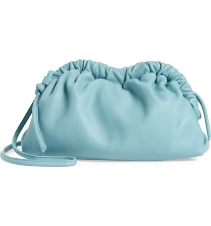 Mansur Gavriel Mini Cloud Leather Clutch | Nordstrom