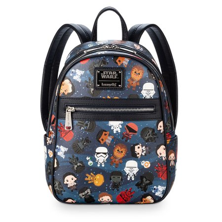 Star Wars: The Rise of Skywalker Mini Backpack by Loungefly | shopDisney
