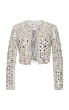 Embellished Jacket by Etro | Moda Operandi