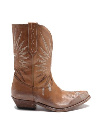 Golden Goose Boots W/star