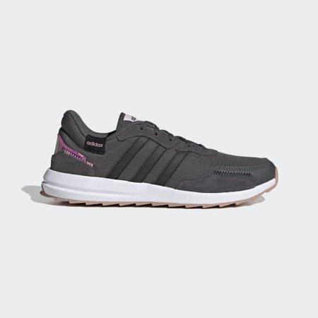 adidas Retrorun Shoes - Grey | adidas US