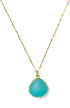 kate spade new york jade pendant necklace | Nordstrom