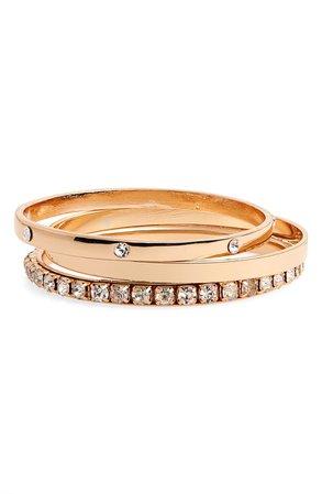 BP. Set of 3 Bangle Bracelets   Nordstrom