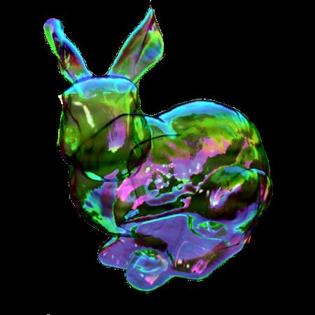 bunny bubble