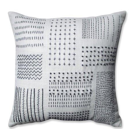 Pillow Perfect Tribal Sampler 100% Cotton Throw Pillow & Reviews   Wayfair