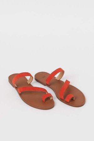 Slides - Orange