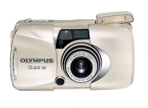 Olympus Stylus 120 35mm Camera (Film)