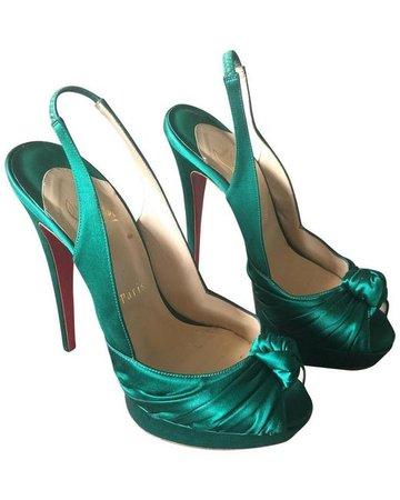 emerald stiletto 3
