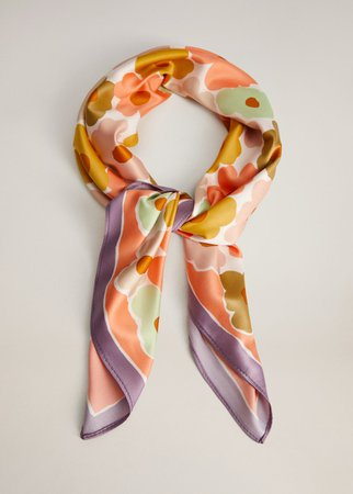 Search: printed scarf (23) | Mango USA