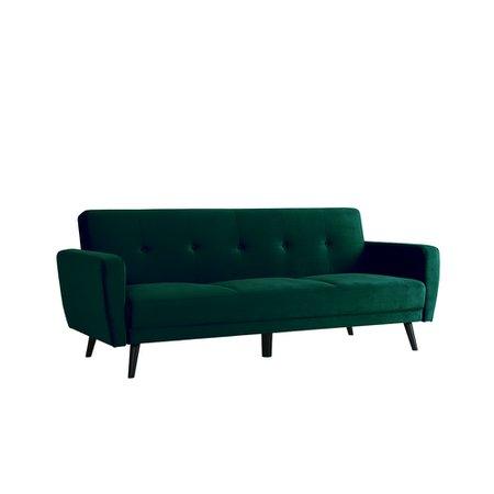 Luxo Living ESBEN couch Green Velvet