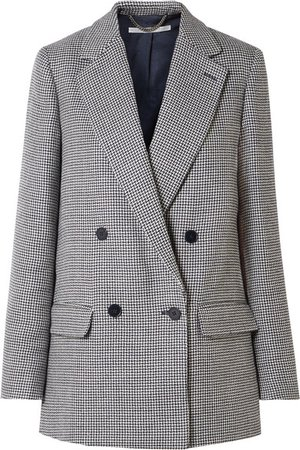 Stella McCartney | Milly oversized wool-tweed blazer | NET-A-PORTER.COM