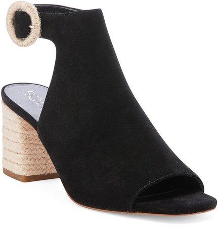 Janaia Espadrille Shield Sandal