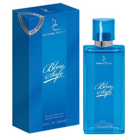 Perfume Blue Safe for Women 3.3 Oz Eau De Parfum by DORALL Collection | eBay