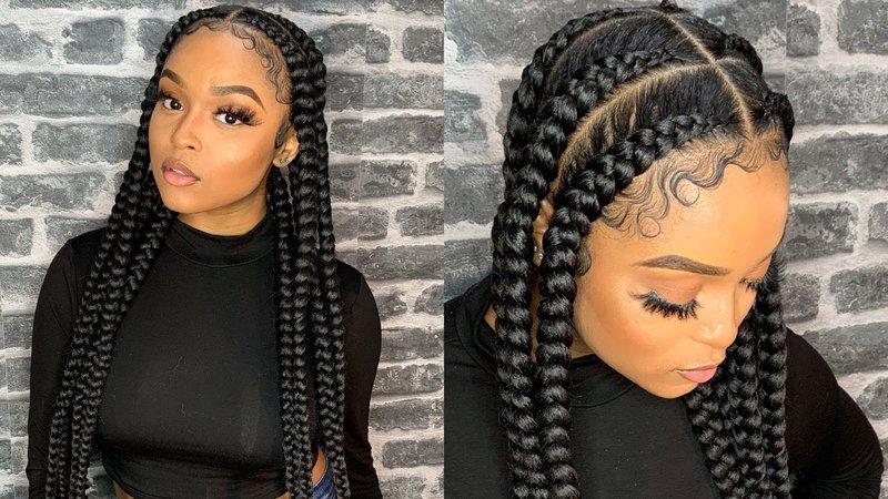 pop smoke braids