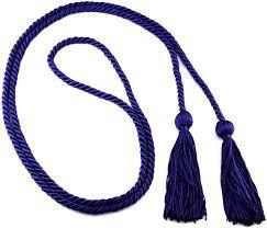 graduation blue cord - Google Search