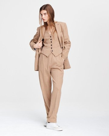 Rylie Pinstripe Pant | Apparel Pants | rag & bone
