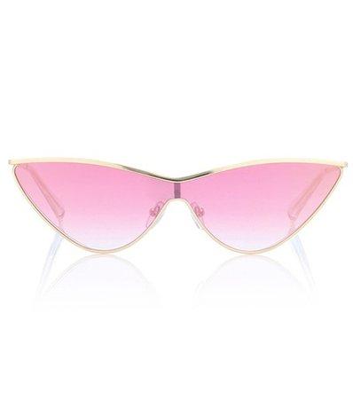 X Adam Selman The Fugitive sunglasses