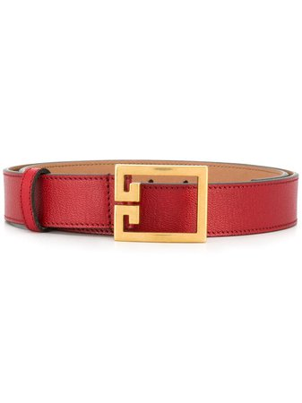 Givenchy Double G Belt - Farfetch