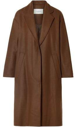 Cody Wool-blend Felt Coat