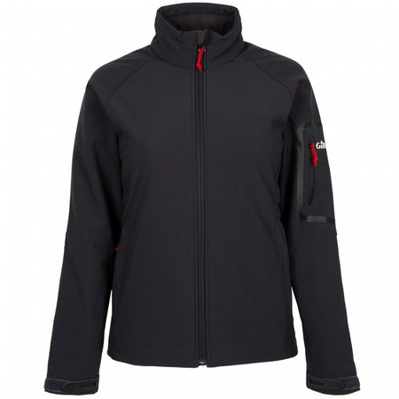 Women's Team Softshell Jacket - 1613W - Lightweight, windproof, shower-proof