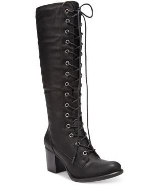 American Rag Lorah Lace-Up Boots
