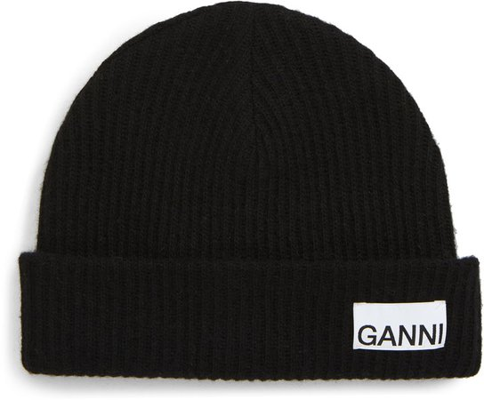 Recycled Wool Blend Hat