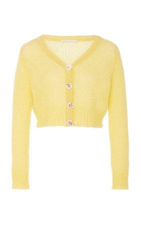 Folley Button Up Cardigan by LoveShackFancy | Moda Operandi