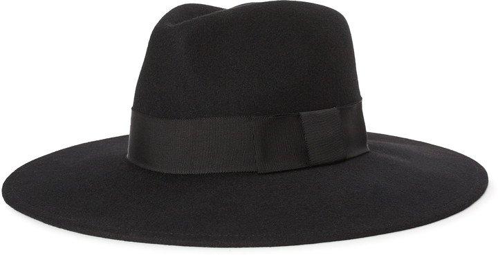 Joanna Felted Wool Hat