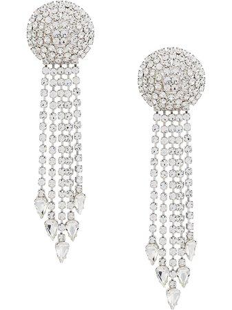Alessandra Rich Chandelier Drop Earrings - Farfetch