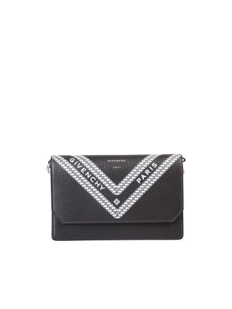 Givenchy Wing Wallet On Chain