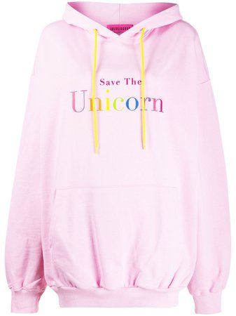 IRENEISGOOD Save The Unicorn Hoodie - Farfetch