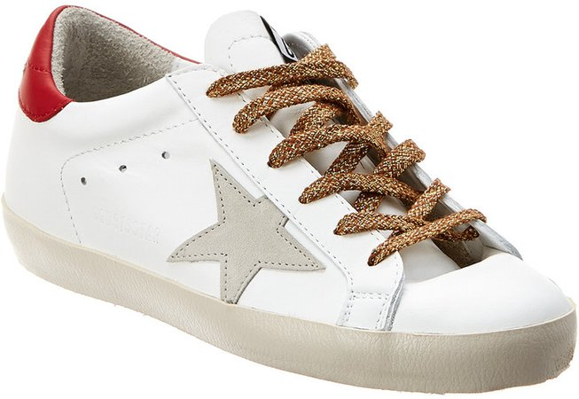 Superstar Leather Sneaker