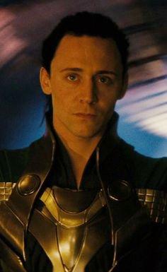 Loki (Tom Hiddleston) from Thor