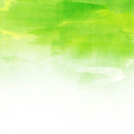 Green watercolor background design Vector   Free Download