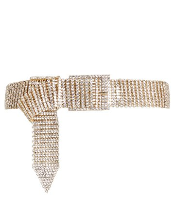 Farah Crystal Belt