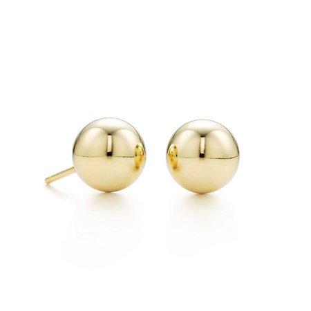 tiffany bead earrings