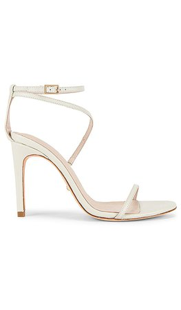 RAYE Hello Heel in White | REVOLVE