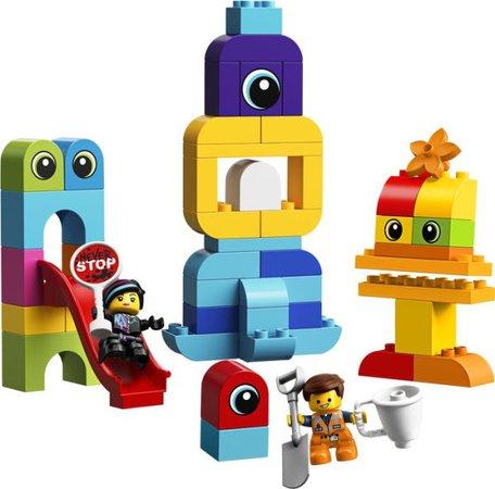 Lego Movie 2 Duplo Emmet Wyldstyle