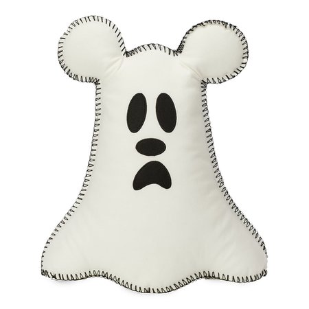 Mickey Mouse Ghost Pillow | shopDisney