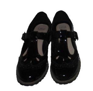 black nymphette shoes