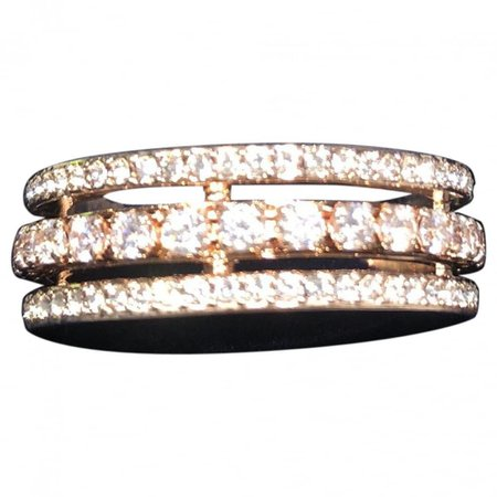 Crystal ring Swarovski Pink in Crystal - 6730780