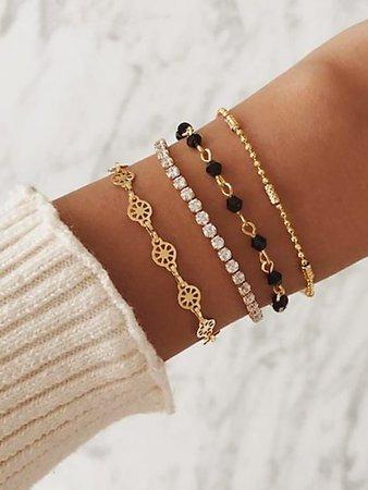 Bracelets | Bracelets Sale Online | ROMWE