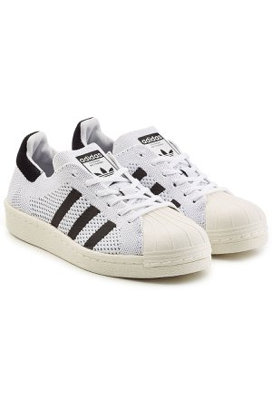 Superstar Boost Prime Knit Sneakers Gr. UK 5.5